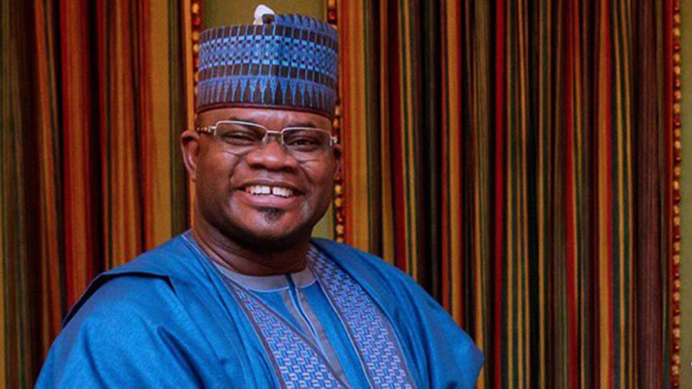 Governor Yahaya Bello net worth