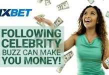How to make money following celebrity buzz