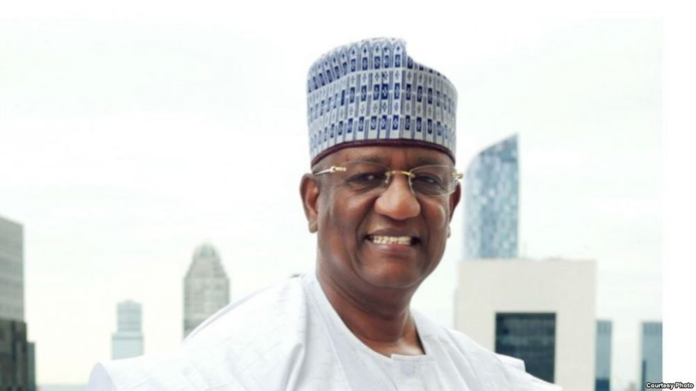 MOHAMMED INDIMI - most followed Nigerian billionaire
