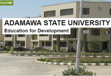Adamawa state university courses and programes - ADSU courses