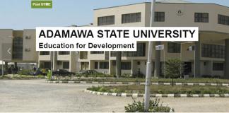 Adamawa state university courses and programes - ADSU courses