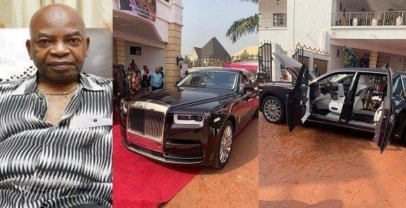 Arthur Eze - richest igbo man in Nigeria
