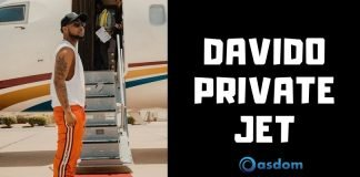 Davido Private Jet worth Prices and pictures today
