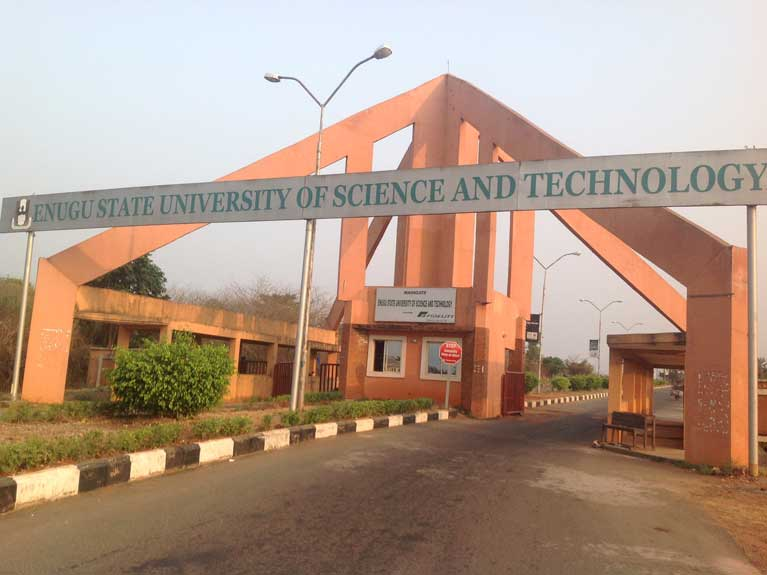 First state university in Nigeria - Enugu state university of Science and technology ESUT