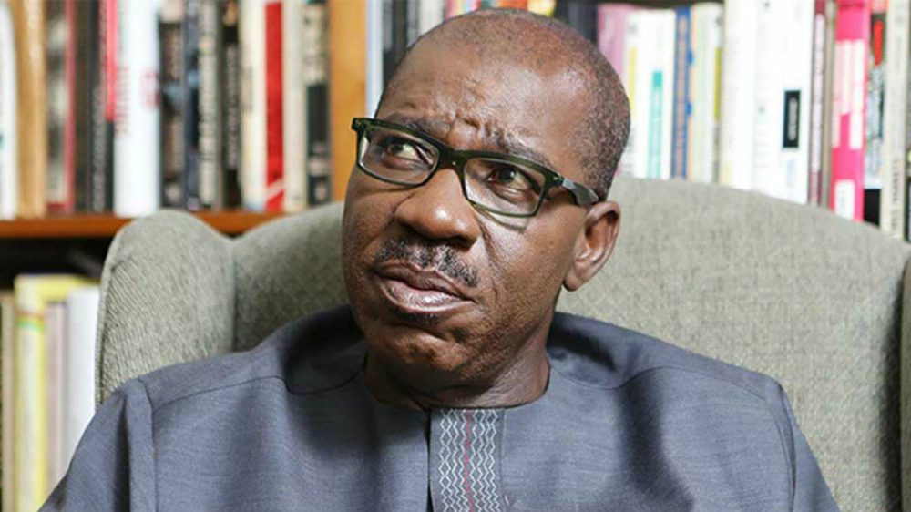 Net worth of Governor Godwin Obaseki of Edo state