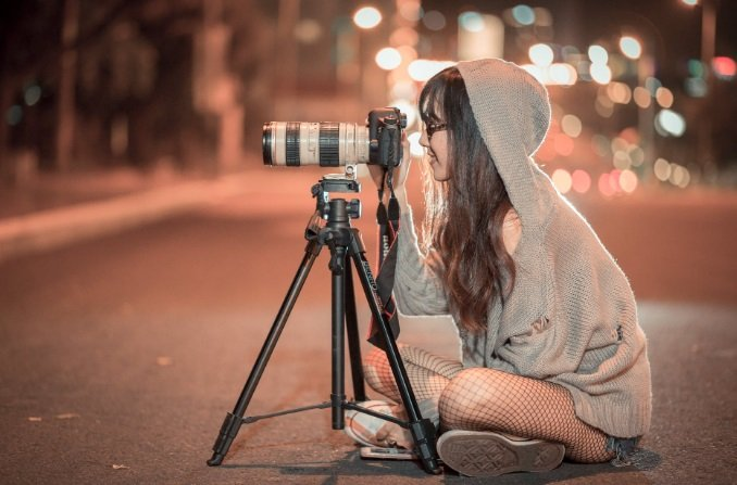 how to start a photography blog today