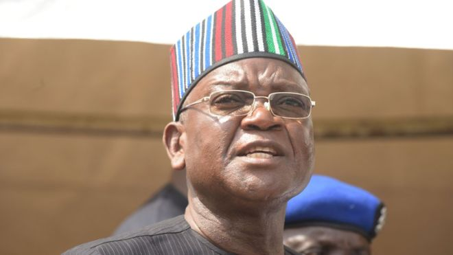 samuel ortom - top ten richest governors in Nigeria