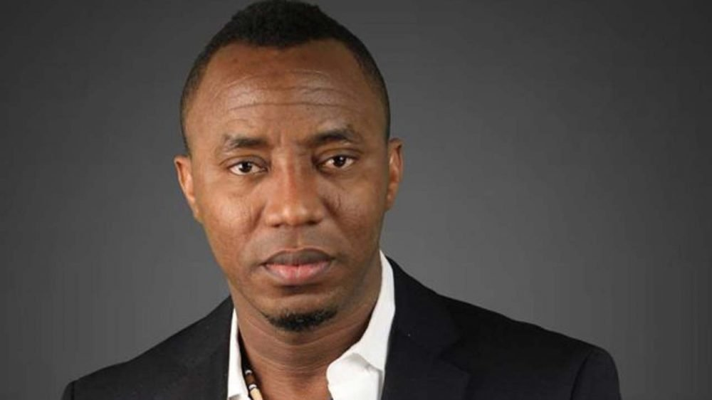 Omoyele-Sowore - richest bloggers - sahara reporter founder