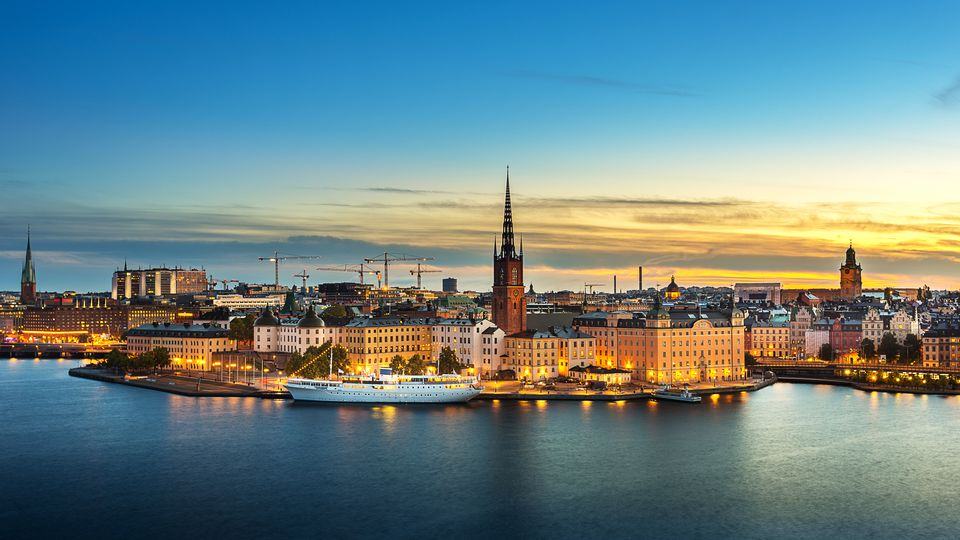 Sweden- European's richest countries