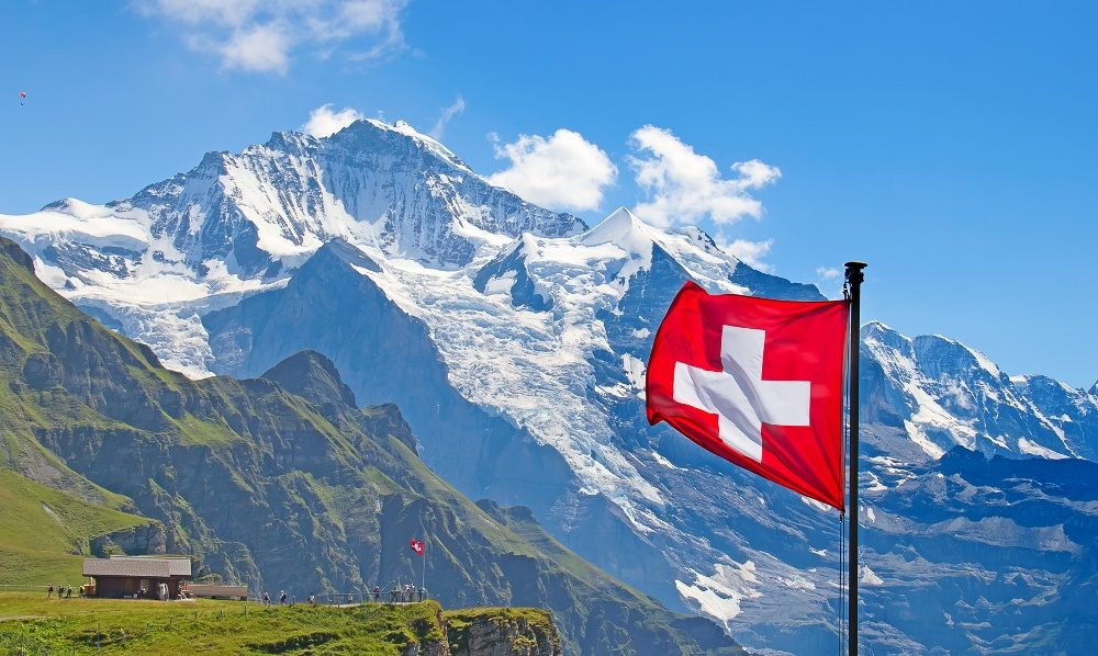 Switzerland - top richest European country