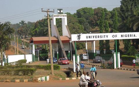 University of Nsuka Nigeria