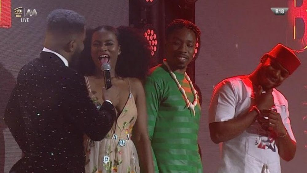 BBNAIJA - big brother Naija 2019 housemates