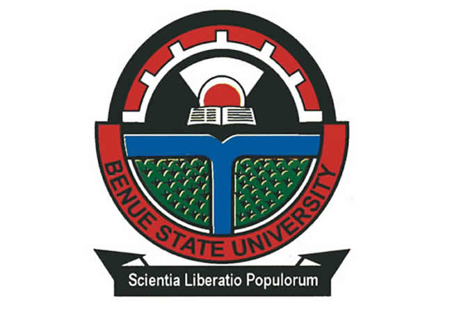 Benue state university courses and logo