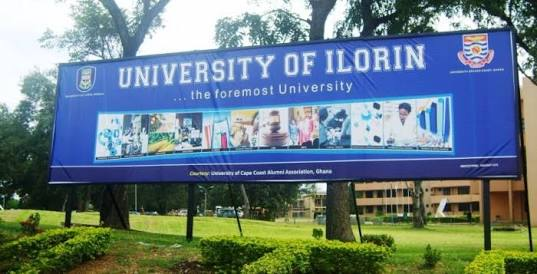 Course offered in University of Ilorin