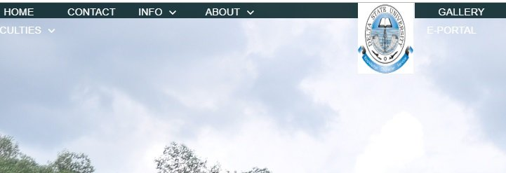Delta state university DELSU portal - official website
