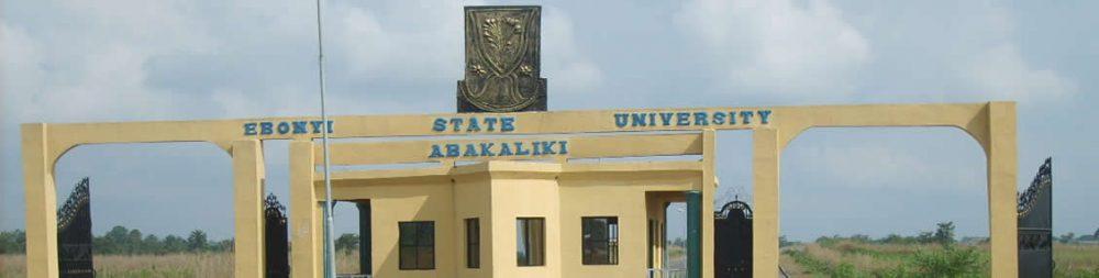Ebonyi State University home