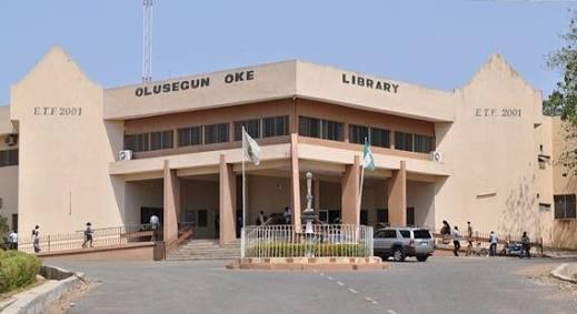 Lautech Library - Olusegun Oke