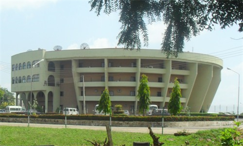 Lautech senate building