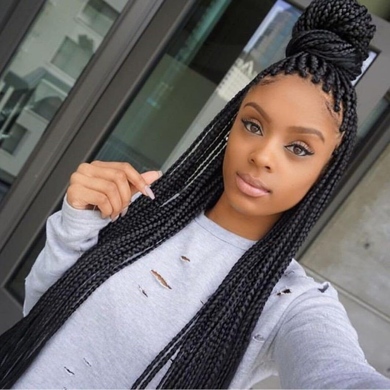 55 Latest Hairstyles In Nigeria 2019 Pictures Oasdom