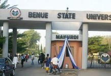 Benue state university courses and programmes