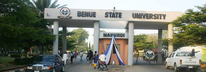Oasdom Benue state university courses and programmes