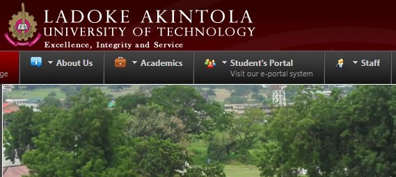 Ladoke Akintola University of Technology - Lautech Portal