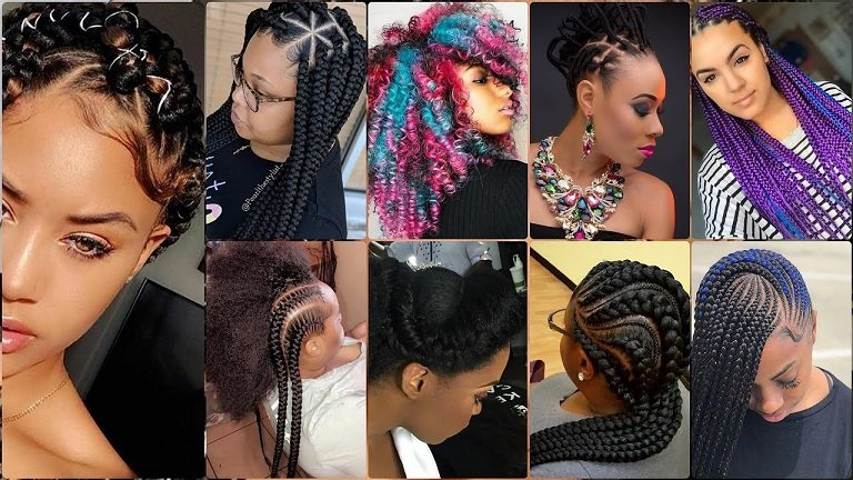 60 Latest Hairstyles In Nigeria Pictures For Ladies Oasdom