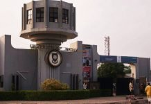 University of ibadan courses list