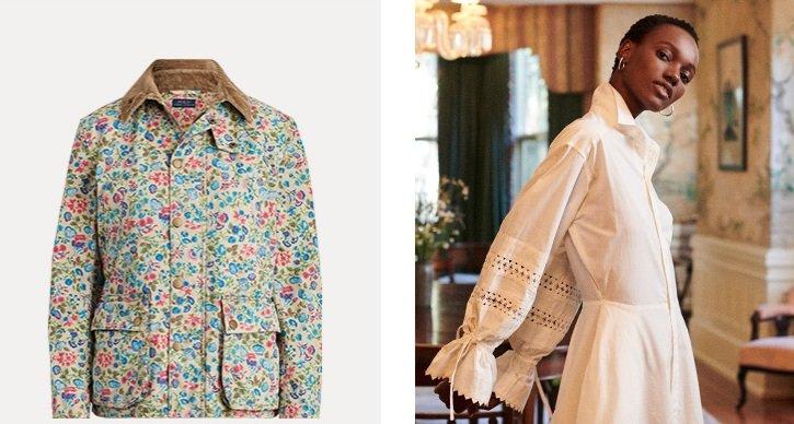 Ralph lauren - women clothing designer websites