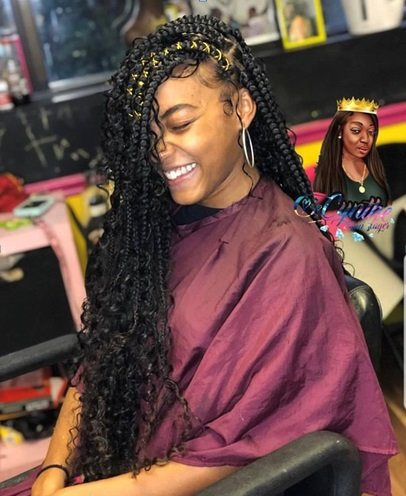 55 Latest Hairstyles In Nigeria Pictures - Oasdom
