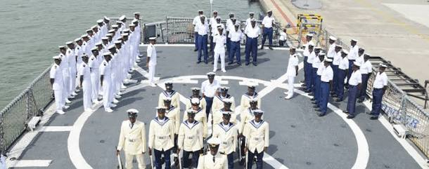 All commissioned rank officers