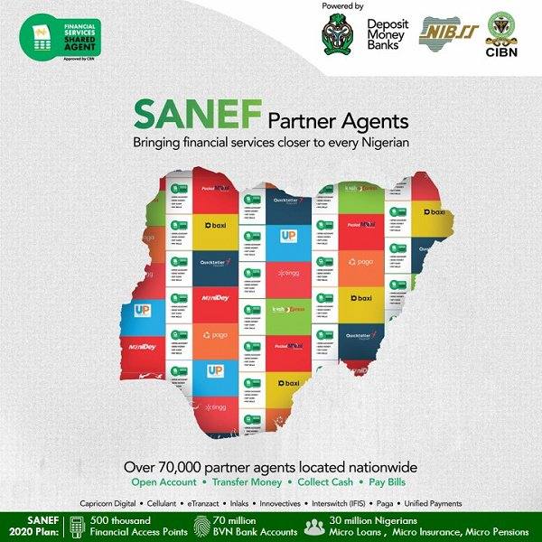 Benefits of Sanef Services and Partners