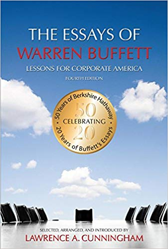 Best investing books - the essays of warren buffet