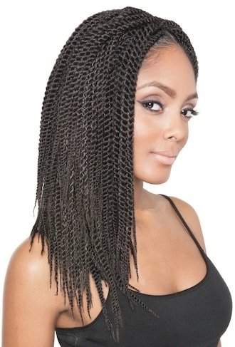 CROTCHET Nigerian braids hairstyles