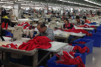 Clothing types of manufacturing industries
