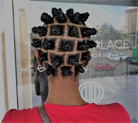 Cornrows hair do