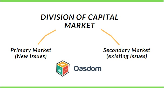 Division of Capital market in Nigeria