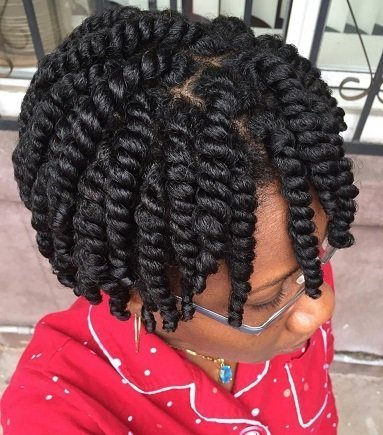 Dread locs hair do