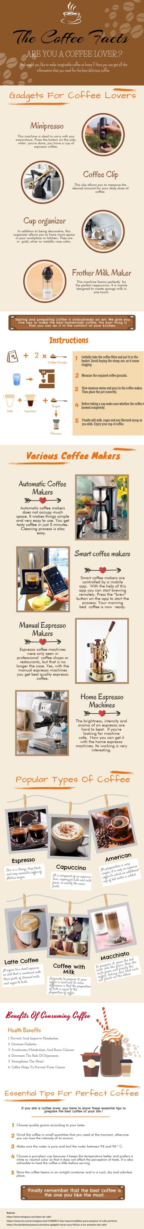 How to make coffee - types and brewing techniques to try