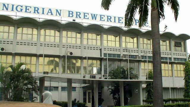 Nigerian breweries PLC - top manufacturing companies in Nigeria