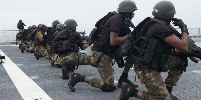 Nigerian navy base - Nigerian naval headquaters