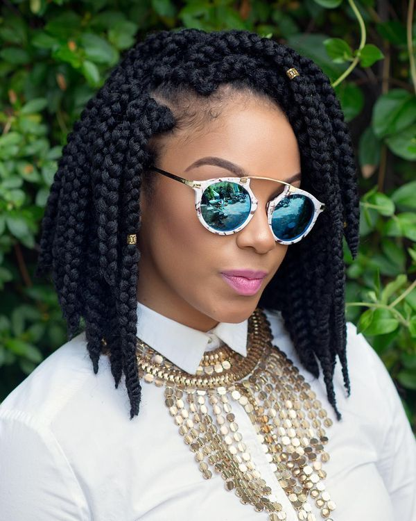 3D ghana braids for Nigerians
