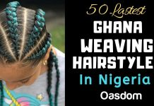 50 Latest ghana weaving hairstyles in Nigeria pictures