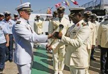Ranks in the Nigerian navy and their logo - Nigerian navy ranks insignia