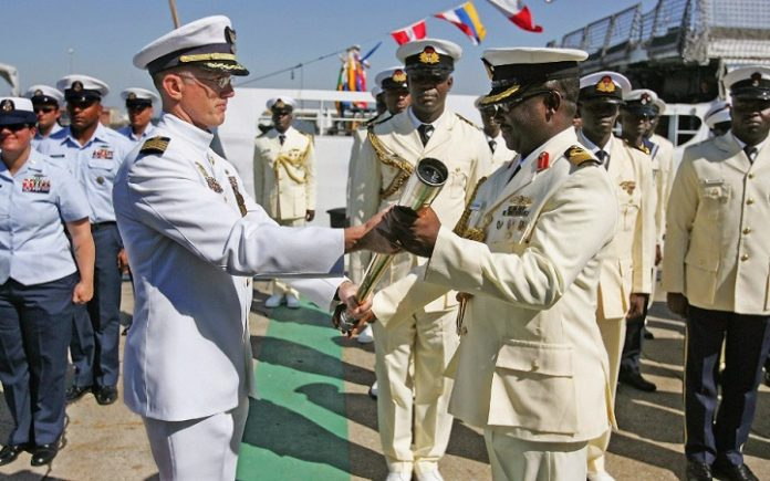Oasdom Ranks in the Nigerian navy and their logo Nigerian navy ranks insignia