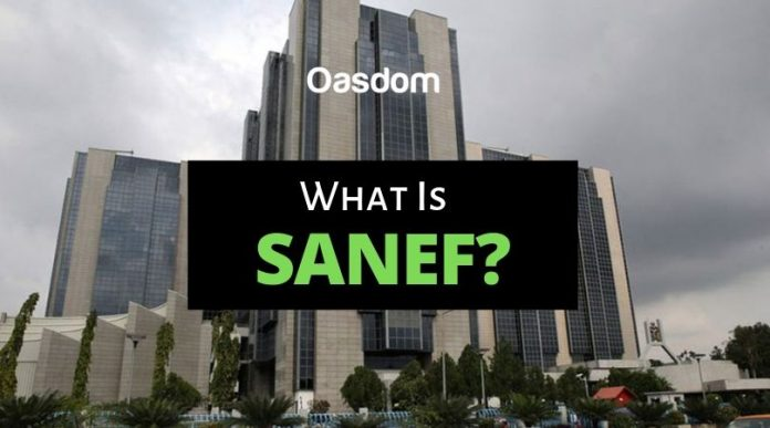 Oasdom What Is SANEF Shared Agent Network Expansion Facility