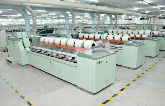 Textile and mill manufacturing industries