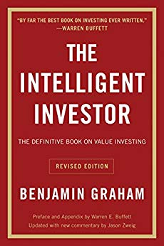 The intelligent investor by Benjamin graham - investing authors