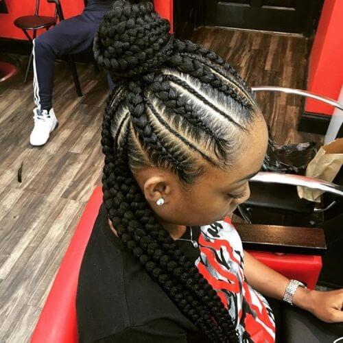 cornrow braids ghana weaving hair styles