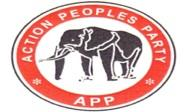 Action People's Party APP logo